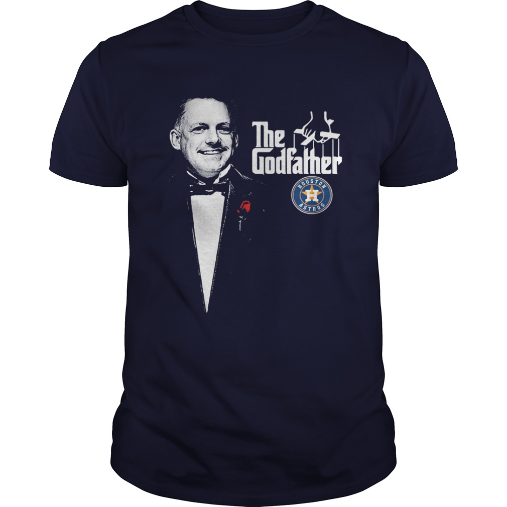 Andrew Jay Hinch The Godfather Houston Astros Unisex