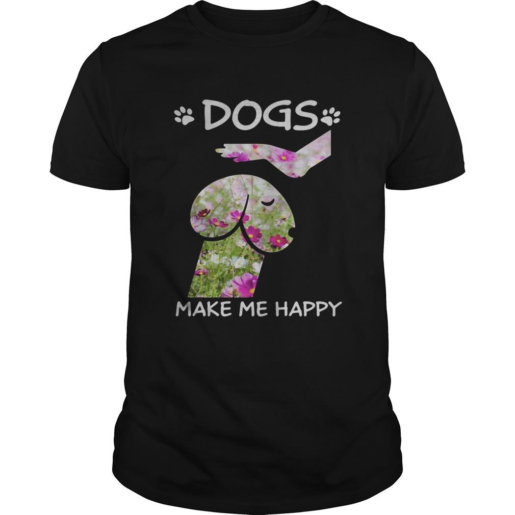 Cosmos Seeds Dickhead Dog Noma Bar Dogs Make Me Happy Unisex