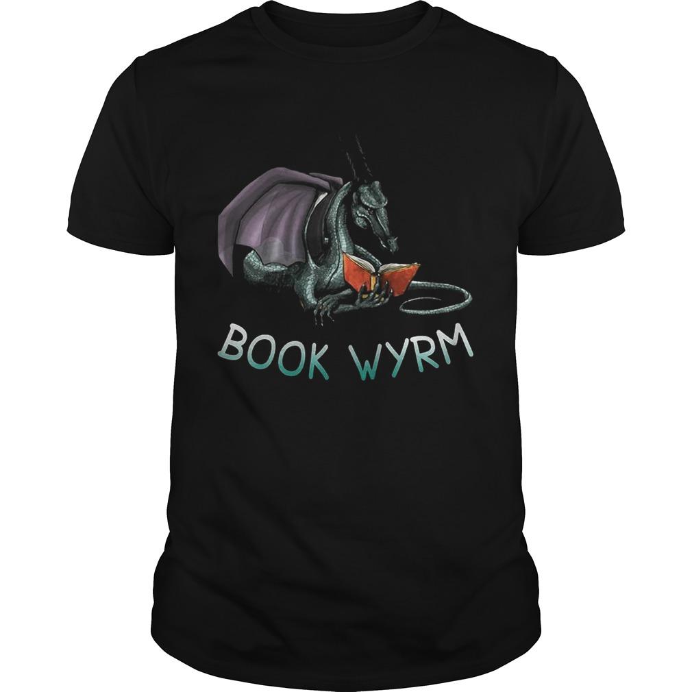 Dragon Book Wyrm Unisex