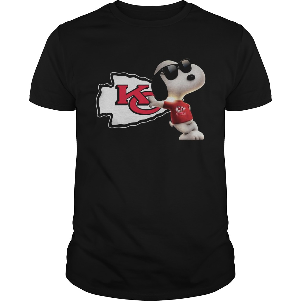 Kansas City Chiefs Nfl Snoopy Unisex