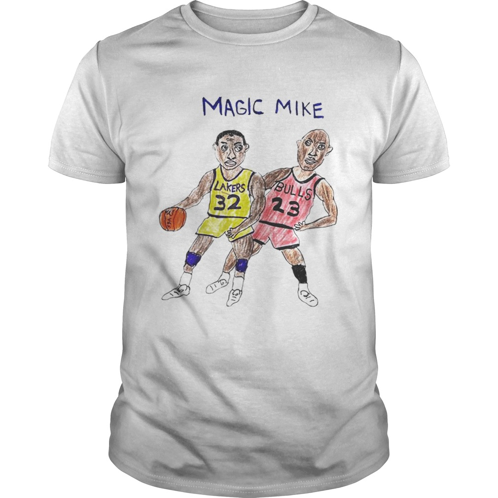 Magic Mike Lakers And Bulls Unisex