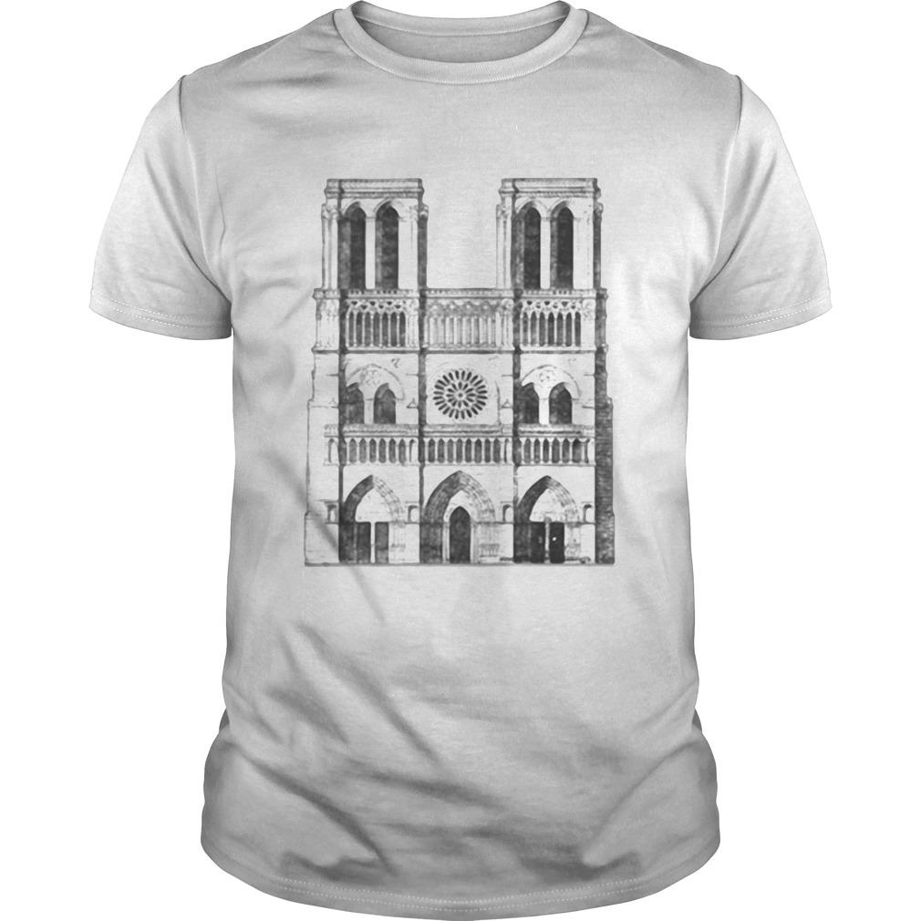Notredame De Paris Unisex