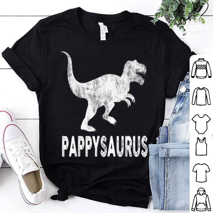 Pappy Dinosaur Fathers Day Shirt