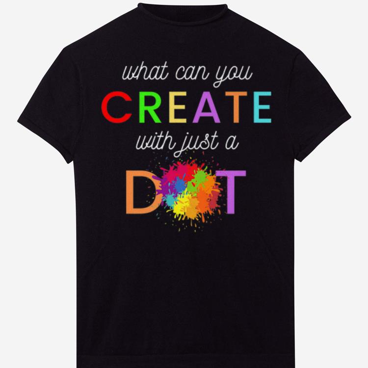 Pretty International Dot Day  What Can You Create With Just A Dot Shirts