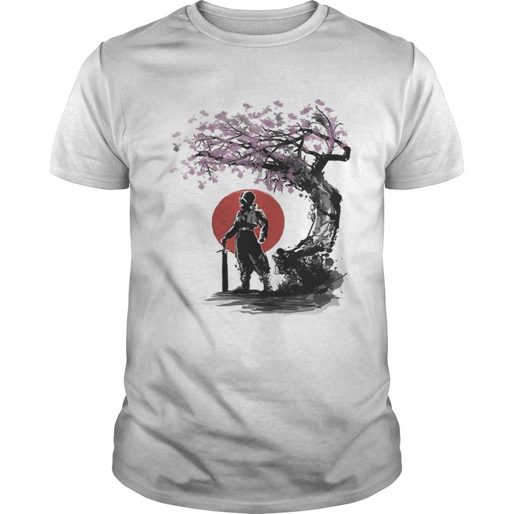 Trunks Hope Under Cherry Blossom Unisex